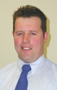Councillor and prospective MP - Mark Spencer