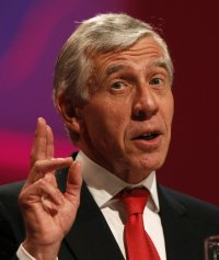 Jack Straw talking sense for once