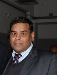 Khalid Mahmood MP for Perry Bar